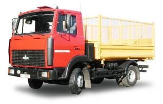 Автомобиль МАЗ 457041-233 Колесная формула 4x2 Техническая характеристика