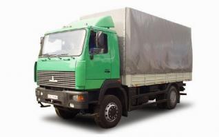 Автомобиль МАЗ 530905-210 Колесная формула 4х4 Техническая характеристика