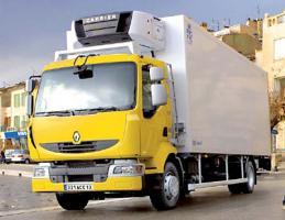 Автомобиль Renault Midlum 240.18 HEAVY Колесная формула 4x2 Техническая характеристика