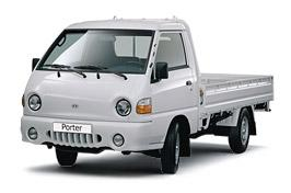 Автомобиль Hyundai Porter Колесная формула 4x2 Техническая характеристика