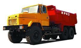 Автомобиль КрАЗ 6133C6 Колесная формула 6x6 Техническая характеристика