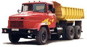 Автомобиль КрАЗ 6510 Колесная формула 6x4 Техническая характеристика