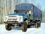 Автомобиль ЗиЛ 133ГЯ  Техническая характеристика, габаритные размеры, отзывы о машине