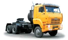 Автомобиль КАМАЗ 65226 Колесная формула 6x6 Техническая характеристика