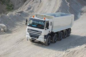 Автомобиль Ginaf HD 5380 T Колесная формула 10x6 Техническая характеристика