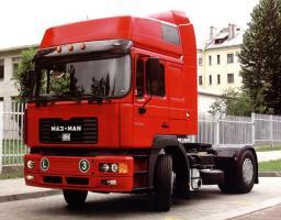 Автомобиль МАЗ-MAN 543268 Колесная формула 4x2 Техническая характеристика