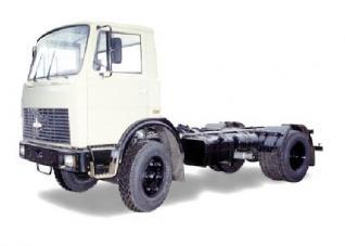 Автомобиль МАЗ 533702-270 Колесная формула 4x2 Техническая характеристика