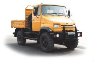 Автомобиль ЗиЛ 43273Н Колесная формула 4x4 Техническая характеристика