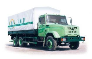 Автомобиль ЗиЛ 6309Н0 Колесная формула 6x4 Техническая характеристика