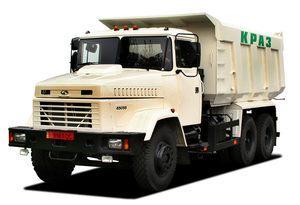 Автомобиль КрАЗ 65055-063 Колесная формула 6x4 Техническая характеристика