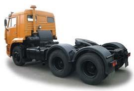 Автомобиль КАМАЗ 65116 Колесная формула 6x4 Техническая характеристика