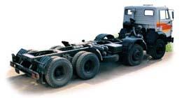 Автомобиль КАМАЗ 6540 Колесная формула 8x4 Техническая характеристика