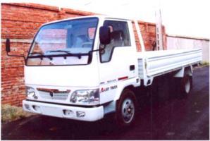 Автомобиль Jinbei SY1030DFH3 Колесная формула 4x2 Техническая характеристика