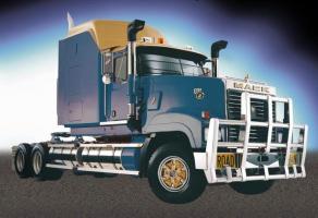 Автомобиль Mack  TITAN Колесная формула  Техническая характеристика
