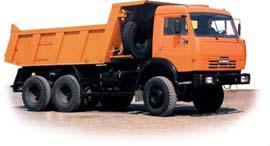 Автомобиль КАМАЗ 65111 Колесная формула 6x6 Техническая характеристика