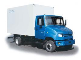 Автомобиль ЗиЛ 5301E3 Колесная формула 4x2 Техническая характеристика