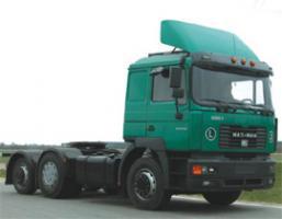 Автомобиль МАЗ-MAN 640168 Колесная формула 6x2 Техническая характеристика