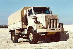 Автомобиль Western Star Trucks Western Star 4844S 4*4 Колесная формула 4x4 Техническая характеристика