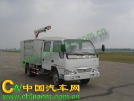Автомобиль Jinbei SY5041TQY Колесная формула 4x2 Техническая характеристика