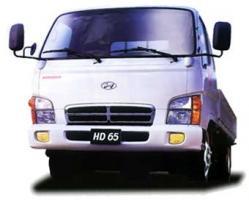 Автомобиль Hyundai HD-65 Колесная формула 4x2 Техническая характеристика