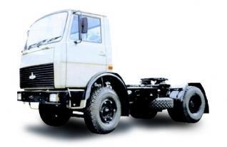 Автомобиль МАЗ 543302-220, 221, 222 Колесная формула 4x2 Техническая характеристика
