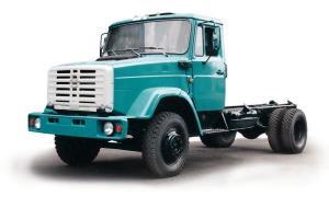 Автомобиль ЗиЛ 497442 Колесная формула 4x2 Техническая характеристика