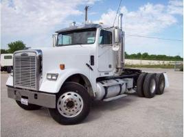 Автомобиль Freightliner  FLD120SD Колесная формула 4x2; 6x2; 6x4 Техническая характеристика