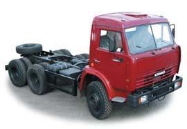 Автомобиль  65115 Колесная формула 6x4 Техническая характеристика