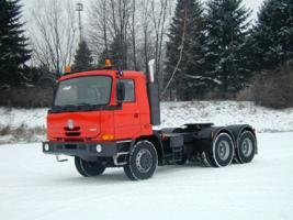 Автомобиль ТАТРА T 815-280N25 28 270 6x6.2/341 Колесная формула 6x6 Техническая характеристика