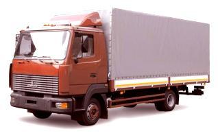 Автомобиль МАЗ 437141-272,-232 Колесная формула 4х2 Техническая характеристика