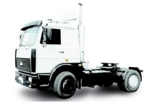 Автомобиль МАЗ 543205-220(230) Колесная формула 4x2 Техническая характеристика