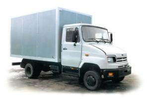 Автомобиль ЗиЛ 5301В2 Колесная формула 4x2 Техническая характеристика