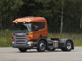 Автомобиль Scania P 340 Колесная формула 4x2 Техническая характеристика
