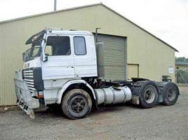 Автомобиль Scania R113M Колесная формула 6x2 Техническая характеристика