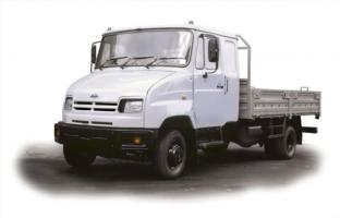 Автомобиль ЗиЛ 5301КЕ Колесная формула 4x2 Техническая характеристика