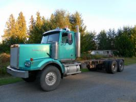 Автомобиль Western Star Trucks Western Star 4964SX 4*2 Колесная формула 4x2 Техническая характеристика