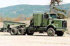 Автомобиль Western Star Trucks Western Star 4866S .410 Колесная формула 6x6 Техническая характеристика