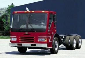 Автомобиль   CONDOR LOW CAB-FORWARD TRUCK Колесная формула  Техническая характеристика