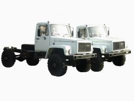 Автомобиль ГАЗ 4301 Колесная формула 4x2 Техническая характеристика