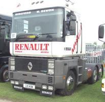 Автомобиль Renault 460.25/26 PUSHER - EURO4 Колесная формула 6 х 4 Техническая характеристика