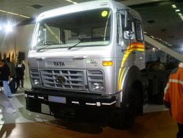 Автомобиль ТАТА LPS 4923 Колесная формула 6x4 Техническая характеристика