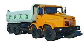 Автомобиль КрАЗ 7133C4-021 Колесная формула 8x4 Техническая характеристика