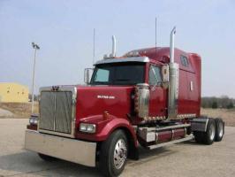 Автомобиль Western Star Trucks Western Star 4964EX 6*4 Техническая...