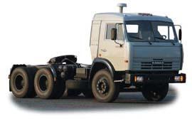 Автомобиль КАМАЗ 54115 Колесная формула 6x4 Техническая характеристика