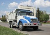 Автомобиль КрАЗ С18-010  Техническая характеристика, габаритные размеры, отзывы о машине