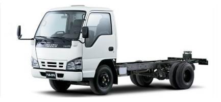 Автомобиль ISUZU NKR55 Колесная формула 4x2 Техническая характеристика