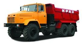 Автомобиль КрАЗ 65032-063 Колесная формула 6x6 Техническая характеристика