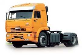 Автомобиль КАМАЗ 5460-046-22 Колесная формула 4х2 Техническая характеристика