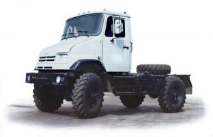 Автомобиль ЗиЛ 43273Т Колесная формула 4x4 Техническая характеристика