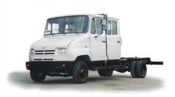 Автомобиль ЗиЛ 5301M2 Колесная формула 4x2 Техническая характеристика
